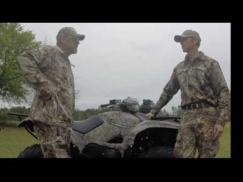 Hunting With ATV And Side-by-Sides