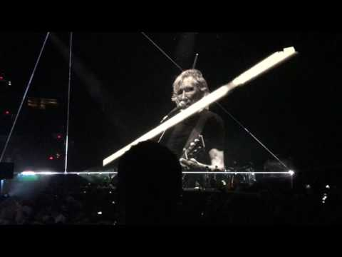 Rare Roger Waters Eclipse Redo Due to Lighting Malfunction Portland