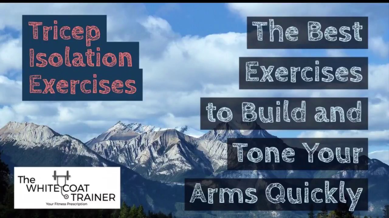 The Best Arm Exercises (With A Killer Arm Workout) - The