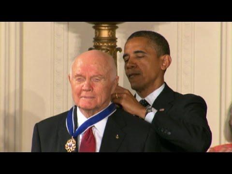 Astronaut and Senator John Glenn dead at 95
