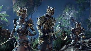 Включаюсь в Древние Свитки в онлайне #9 || The Elder Scrolls Online