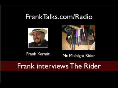 Mr Midnight Rider interview 2 of 3, BDSM, Master Dom, Montreal