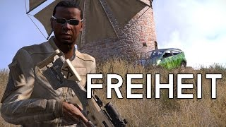 » FREIHEIT « - Copkiller in Altis Life - #43 - [Deutsch] [4K]