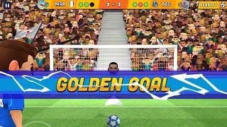Mini Football Game ITALY 562 vs 642 GERMANY 80