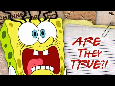 7 Most Important Spongebob Conspiracies! - Cartoon Conspiracy Special | Channel Frederator