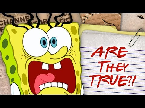 7 Most Important Spongebob Theories | Channel Frederator