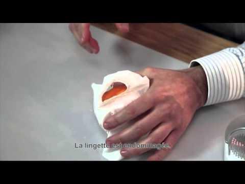 zeitgard lr tutorial iv orange et serviette mouillee youtube. Black Bedroom Furniture Sets. Home Design Ideas