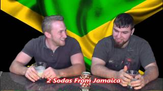 Taste Test: Jamaican Cream and Jamaican Irish Moss Peanut Drink