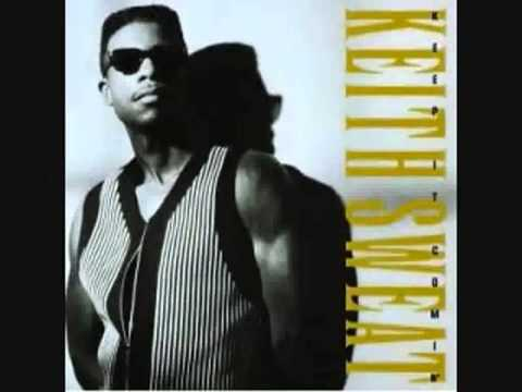 Keith Sweat   There You Go Tellin' Me No Again with lyrics