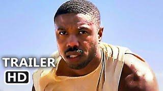 CREED 2 _Dangerous Adversary_ TV Spot Trailer (NEW 2018) Michael B. Jordan Movie HD