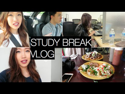 What Medical Students Do During Their Study Breaks   Med School Student Vlog