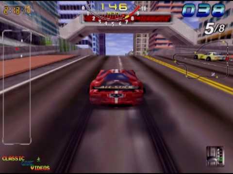 San Francisco Rush (Arcade) - Advanced Track