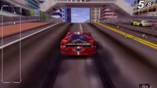San Francisco Rush (Arcade) - Advanced Track