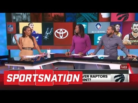 Amin Elhassan doesn't believe Cavaliers beating Raptors was a turning point | SportsNation | ESPN