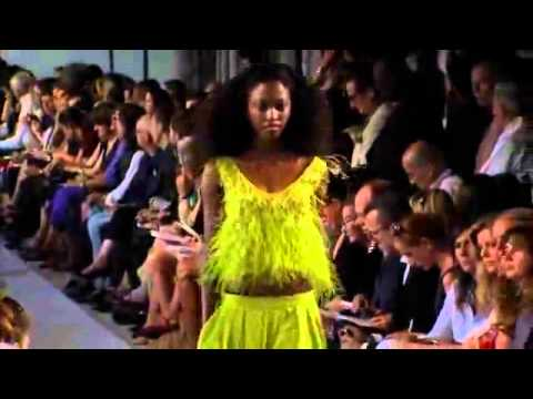 Oscar de La Renta Spring Summer 2012 Full Fashion Show