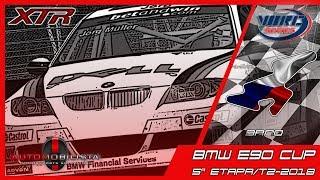 VORC Series BMW E90 @ Brno - 5ª Etapa T2/2018