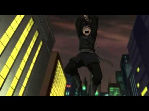 Son of Batman 2014 Best Fight Scene Damien