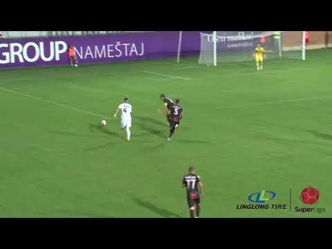Linglong Tire Super Liga 2019/20 - 4.Kolo: JAVOR MATIS – MAČVA 3:1 (1:0)