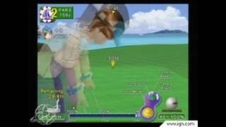 Swingerz Golf GameCube Trailer - Fresh Games Golf trailer