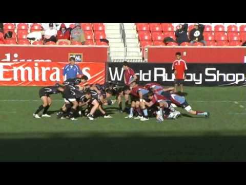 Xavier HS Rugby Championship Season - USA Finals Game Xavier 32 Gonzaga 10 on 5-22-10