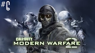 Call of Duty: Modern Warfare 2 Pt.6 || PS3 || Roger That Overlord
