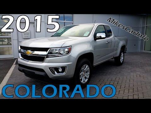 2015 CHEVROLET COLORADO EXTENDED CAB LONG BOX 2-WHEEL DRIVE LT