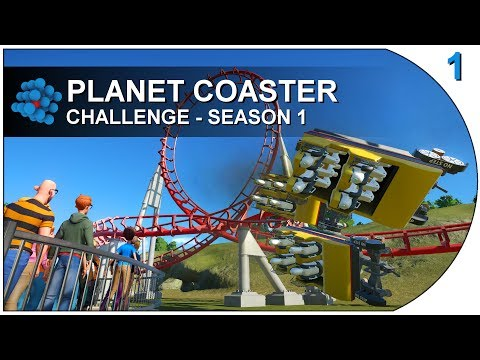 Planet Coaster Challenge - Eastpine - S01E01 - Bankruptcy is an option