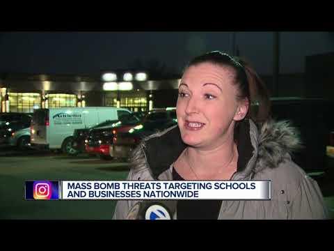 Mass Bomb Threats Targeting Schools, Businesses Nationwide