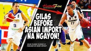 HANEP! DATING GILAS, ASIAN IMPORT NA NGAYON! (GILAS PILIPINAS BEFORE, NOW AN ASIAN IMPORT)