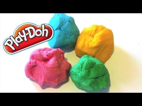 youtube how to make playdough at home