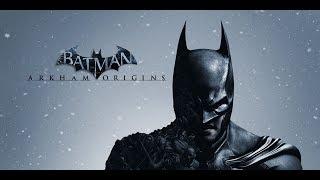 Batman Arkham Origins ps3 gameplay