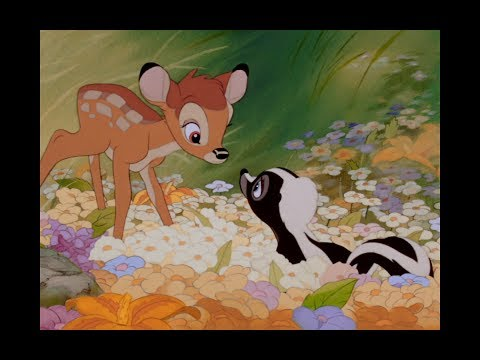 Trailer do filme Bambi