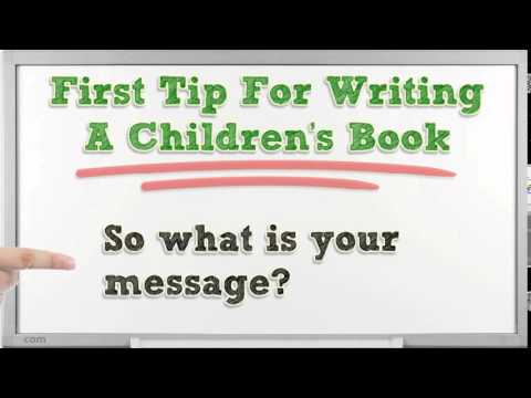 Three Tips For Writing A Childrens Book That Kids Will Love To Read