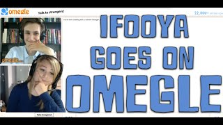 OMEGLE FOR THE FIRST TIME!