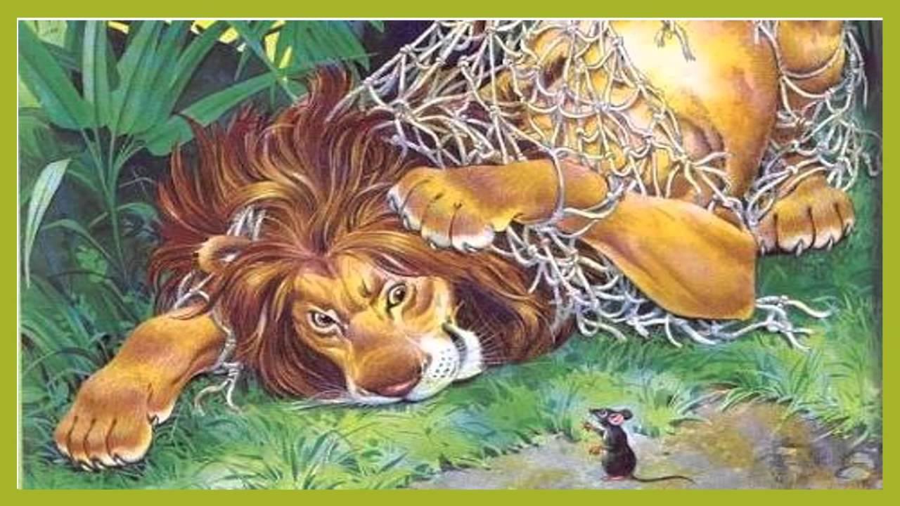 Il topo e il leone youtube