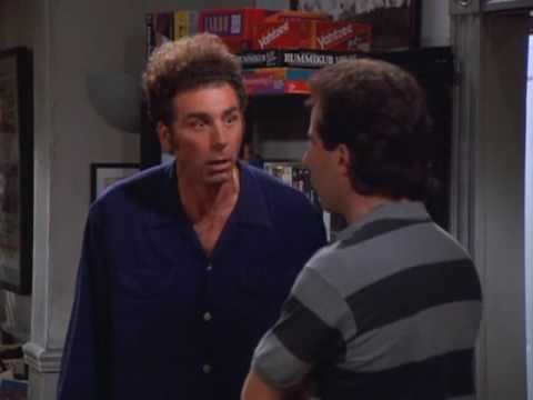 Seinfeld: Kramer on Marriage
