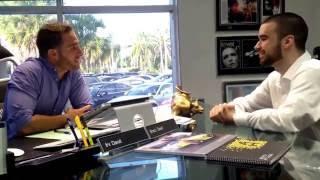 INTERVIEW WITH BRETT DAVID OF LAMBORGHINI MIAMI! (Salvajee Speaks)