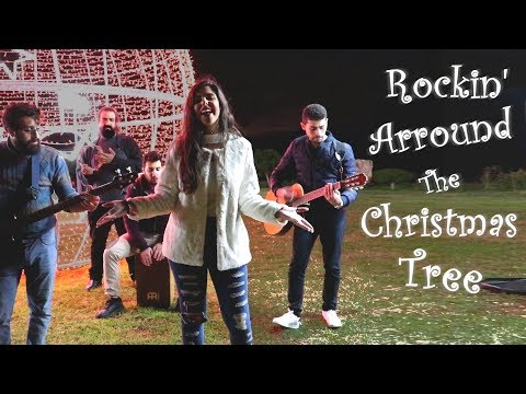 Rockin' Around The Christmas Tree (Cover) - Looney Tunes The Band