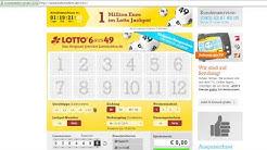 Lottoschein online ausfüllen - So geht´s