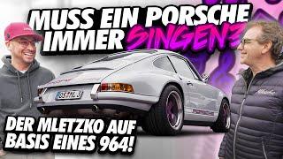 JP Performance - Muss ein Porsche immer singen ? | Der Mletzko auf Basis eines 964!