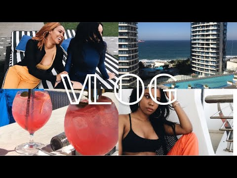 VLOG | Weekend away in Durban + Giveaway winner announcement!! | South African Youtuber