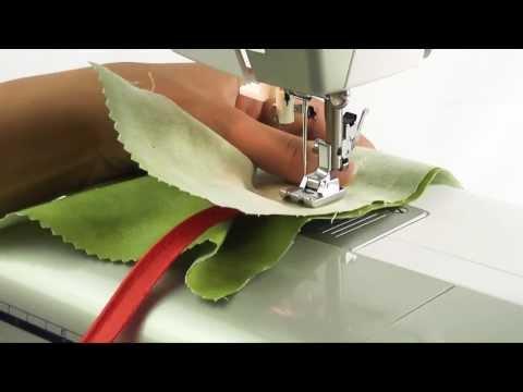 Лапка для пришивания канта AURORA AU-145 и AU-151