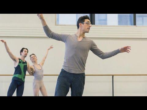 Dance Man: Justin Peck