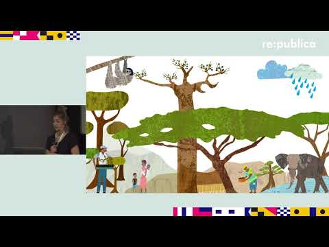 re:connecting Europe 2017 – Nikki Maksimovic: The Climate Revolution will be Digitised on YouTube