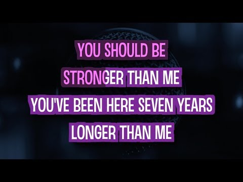 Stronger Than Me (Karaoke Version) - Amy Winehouse   TracksPlanet