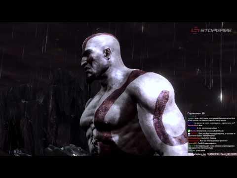 Платина God of War 3