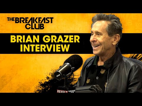 Hollywood Producer Brian Grazer Speaks On The Art Of Human Connection In His New Book