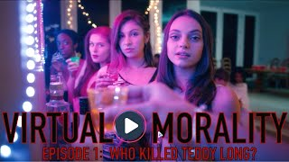Aki plays Virtual Morality [Ep.1] | Everyone Is So Dumb!