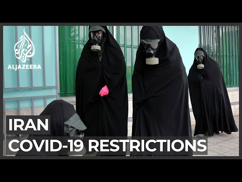 Iran Imposes Nationwide COVID-19 Restrictions But No Lockdown