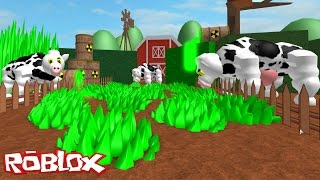 Roblox - ESCAPE DA FAZENDA DO MAL (Escape the Evil Farm)